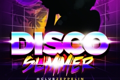 Disco-Summer-Flyer