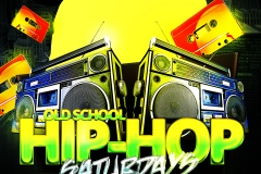 Hip-Hop-Saturdays-Flyer