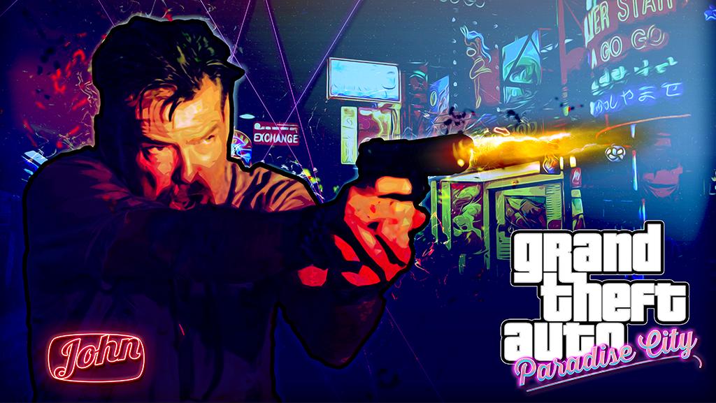 GTA Poster